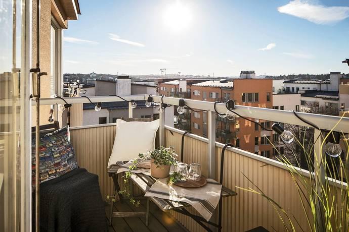 Bild: 2 rum bostadsrätt på Strålgatan 21, 4 tr, Stockholms kommun Kungsholmen - Lilla Essingen
