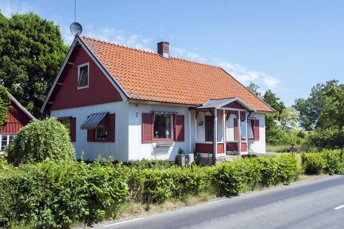 Bild: 4 rum villa på Gälltoftavägen 7A, Kristianstads kommun Rinkaby