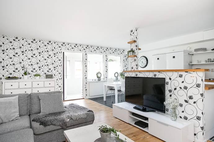 Bild: 2 rum bostadsrätt på Eriksgatan 52, Jönköpings kommun Huskvarna Söder