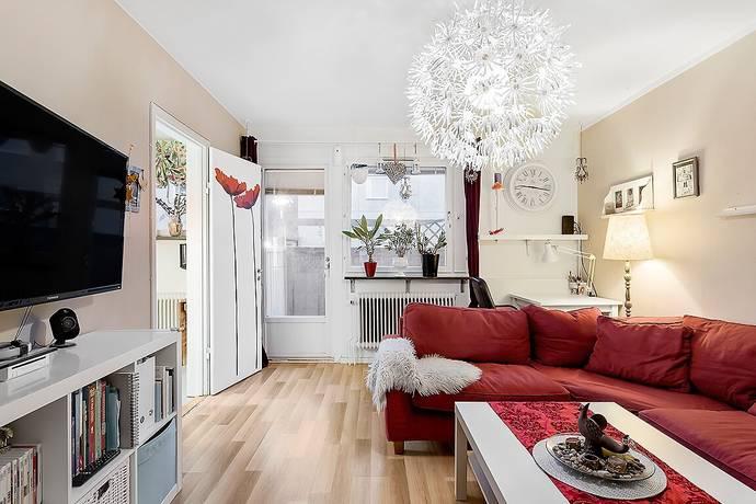 Bild: 1 rum bostadsrätt på Bågevägen 43 C, Sundsvalls kommun Bosvedjan