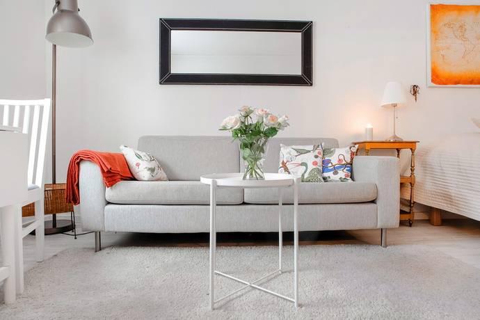 Bild: 1 rum bostadsrätt på Arvid Mörnes Väg 40, Stockholms kommun Blackeberg