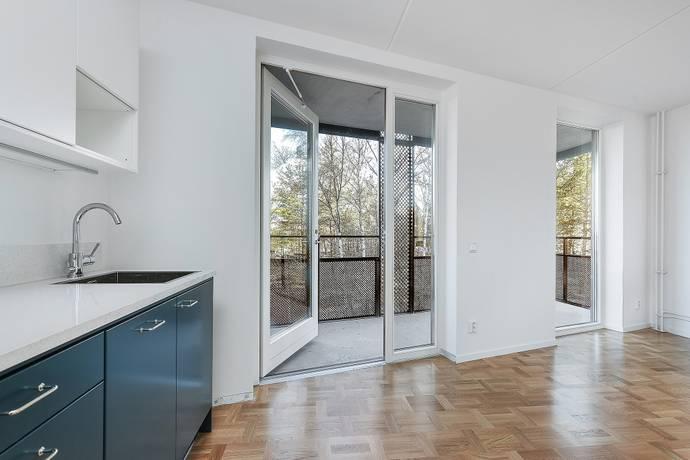 Bild: 2 rum bostadsrätt på Kratsbodavägen 50 B, Stockholms kommun Bromma Mariehäll