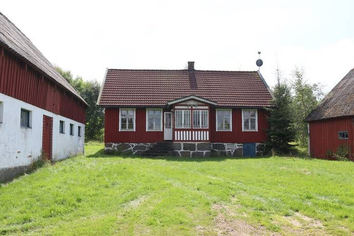 Bild: 4 rum villa på Örahult 502, Perstorps kommun