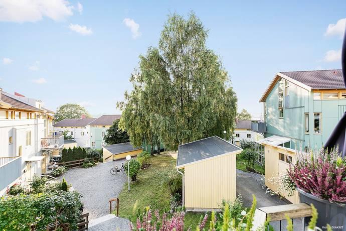 Bild: 3 rum bostadsrätt på Arbetaregatan 16A, Göteborgs kommun Eriksberg - Lindholmen