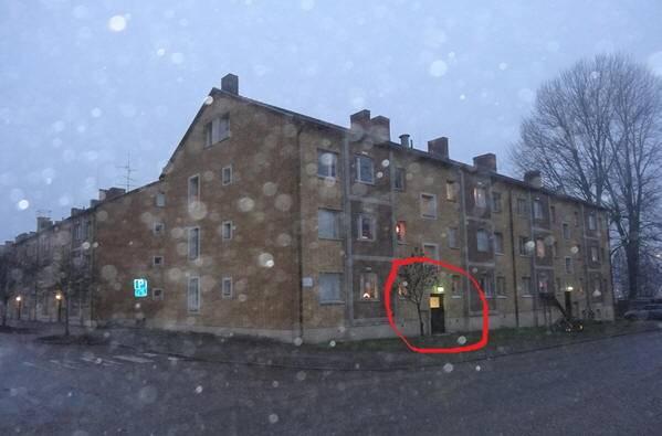 Bild: 1 rum bostadsrätt på Hyttgatan 4, Kristinehamns kommun Björneborg