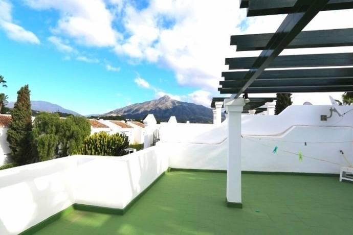 Bild: 3 rum bostadsrätt på Takvåning med stor takterrass, Spanien Nueva Andalucia, Costa del Sol
