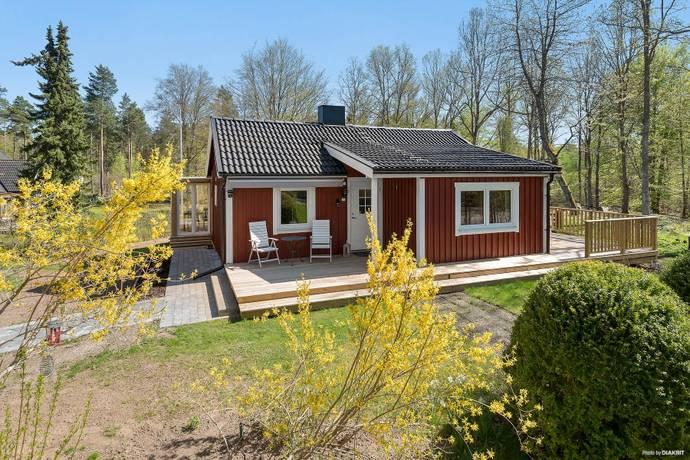 Bild: 3 rum villa på Hissövägen 2, Växjö kommun Kronoberg