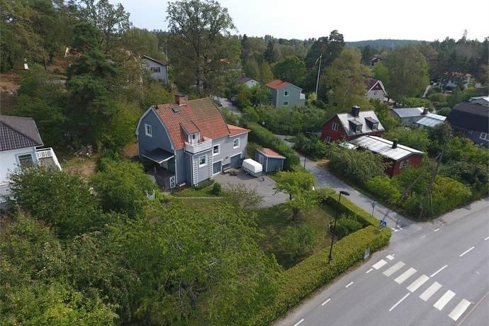 Bild: 184 m² villa på Fasanvägen 1 / Duvnäsvägen 13, Nacka kommun Saltsjö Duvnäs