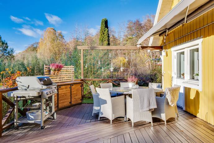 Bild: 6 rum villa på Tullinge Strand 10, Botkyrka kommun Tullinge Strand