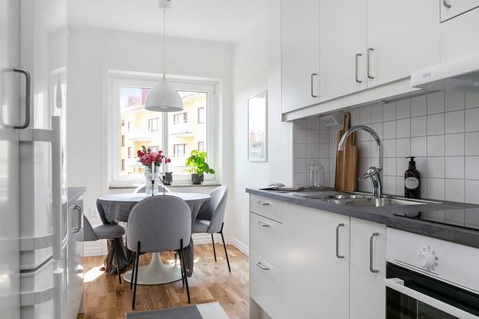 Bild: 1 rum bostadsrätt på S:t Olofsgatan 11, Norrköpings kommun Söder