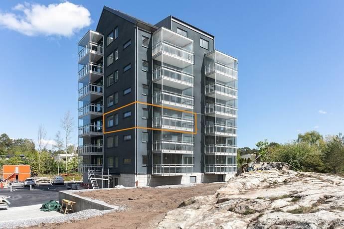 Bild: 3 rum bostadsrätt på Nyborgsvägen 7, Stenungsunds kommun