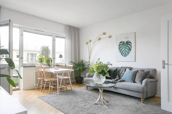 Bild: 2 rum bostadsrätt på Mössebergsvägen 7, Stockholms kommun Traneberg