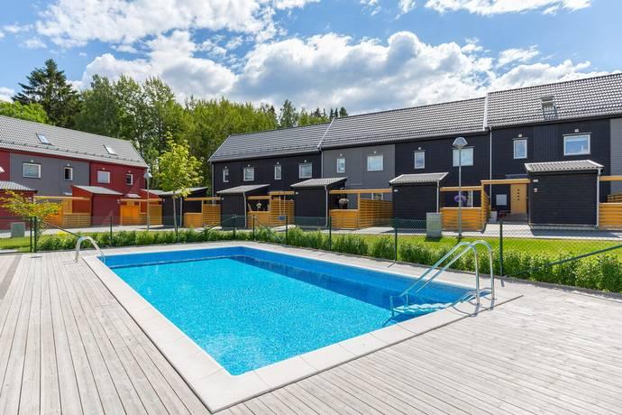 Bild: 6 rum radhus på Frisells gata 19G, Upplands Väsby kommun Bollstanäs