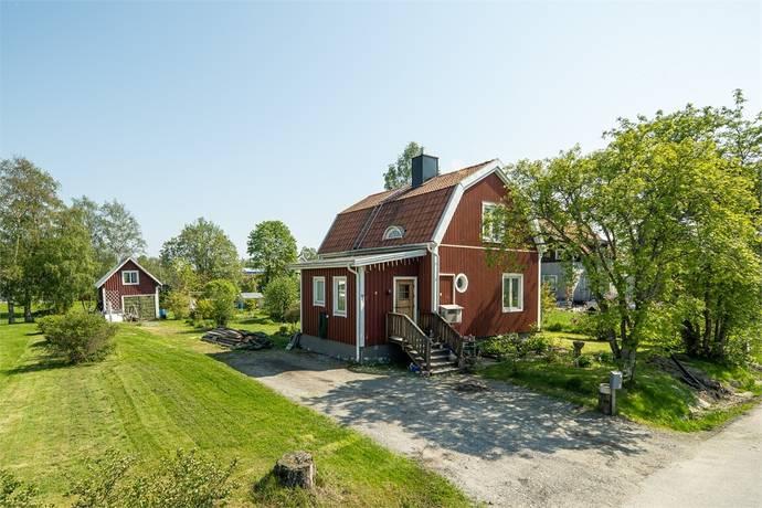Bild: 4 rum villa på Kvarnbäcksvägen 3, Örnsköldsviks kommun SUND