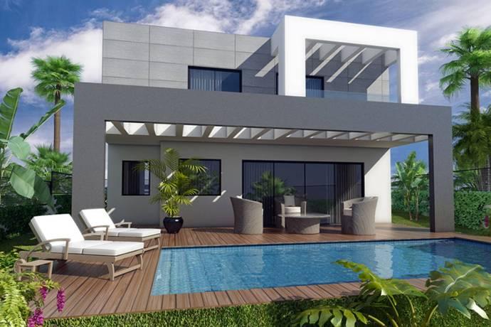 Bild: 4 rum villa på Costa del Sol, La Cala Golf, Spanien