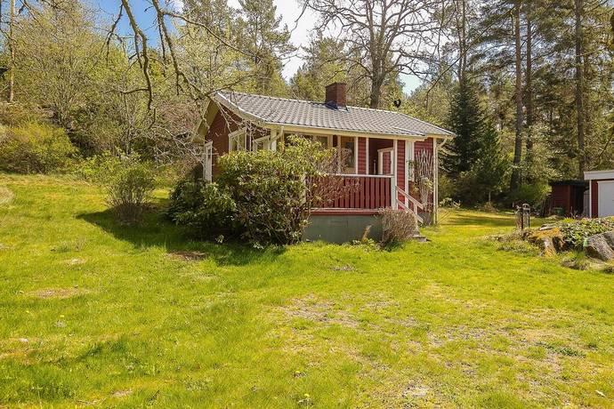 Bild: 2 rum fritidshus på Kållandsö, Håberg 5, Lidköpings kommun