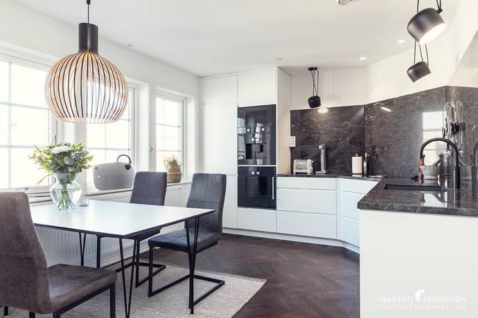 Bild: 3 rum bostadsrätt på Tunbyvägen 1B, Båstads kommun Torekov centralt
