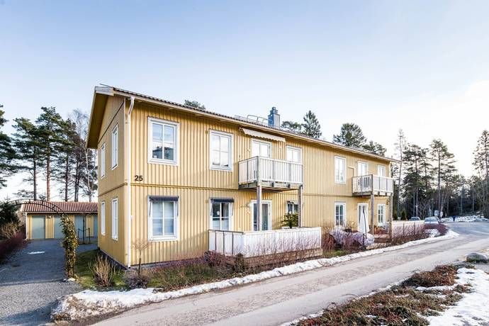 Bild: 4 rum bostadsrätt på Skomakarvägen 25F, Haninge kommun Vendelsö