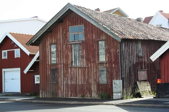Bild: villa på Hamngatan 41, Sotenäs kommun