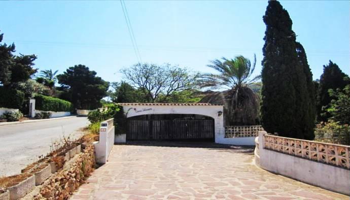 Bild: 5 rum villa på Javea - Villa, Spanien Alicante - Javea