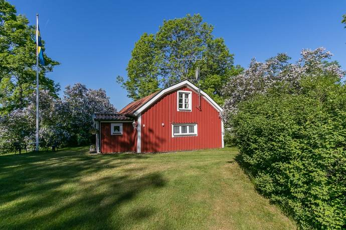Bild: 3 rum villa på Hammarsvägen 3, Västerviks kommun Gamleby