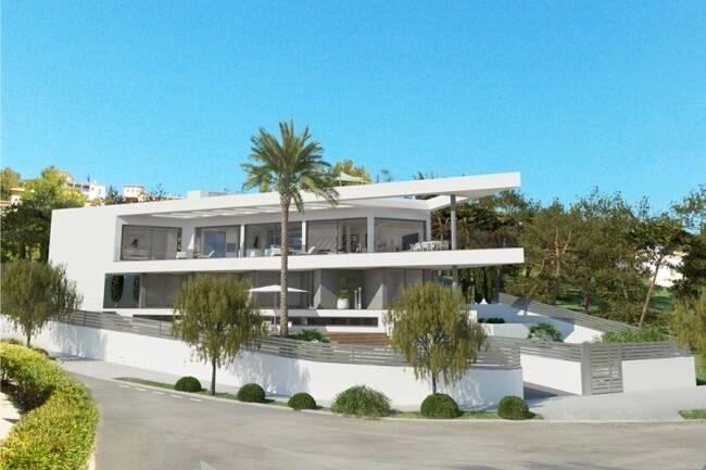 Bild: 5 rum villa på Villa, Mallorca - Santa Ponsa , ES, Spanien Santa Ponca