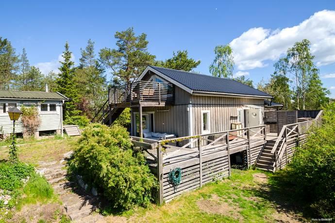 Bild: 3 rum villa på Brännskeppsbacken 3, Värmdö kommun Stavsnäs