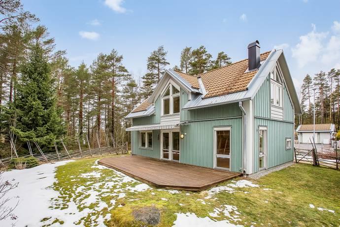 Bild: 5 rum villa på Månstensvägen 13, Upplands-Bro kommun Lillsjön