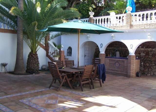 Bild: 4 rum villa på Rymlig villa i Punta Lara, Nerja!, Spanien Nerja
