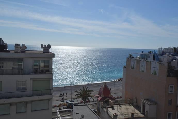 Bild: 3 rum bostadsrätt på Nice, Frankrike Promenade des Anglais