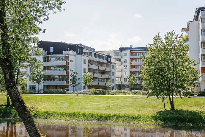 Bild: 3 rum bostadsrätt på Ringgatan 2 D, Uppsala kommun Luthagen