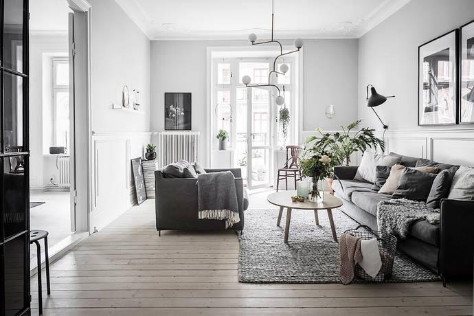 Bild: 3 rum bostadsrätt på Kastellgatan 14, Göteborgs kommun Linnéstaden