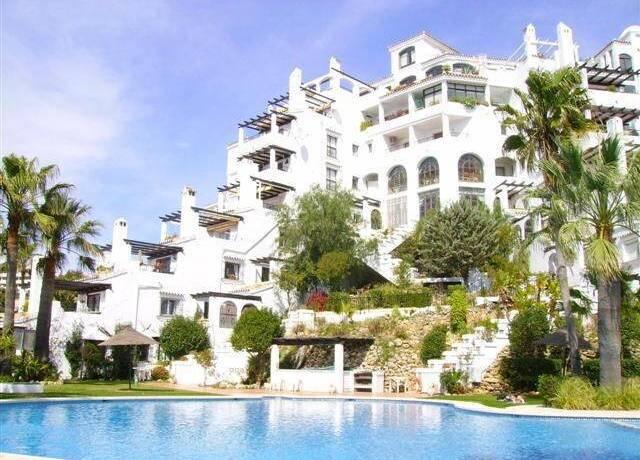 Bild: 4 rum bostadsrätt på Takvåning med fantastisk utsikt över havet., Spanien Marbella - The Golden Mile