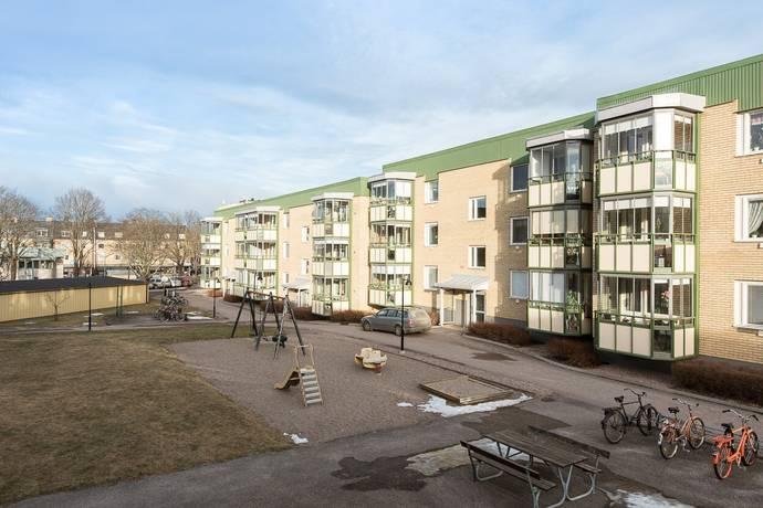 Bild: 2 rum bostadsrätt på Hillmanskroken 3C, Gävle kommun Brynäs