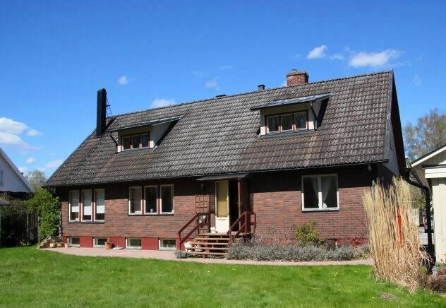 Bild: 6 rum villa på Stubbs Väg 10, Olofströms kommun Kyrkhult /Nya området/