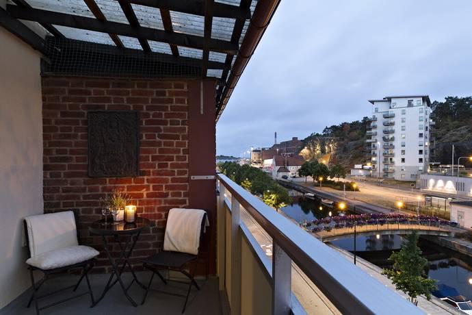 Bild: 3 rum bostadsrätt på Ågatan 30, Karlshamns kommun Karlshamn Centrum