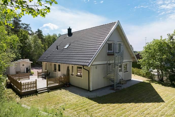 Bild: 9 rum villa på Älgstråket 14, Göteborgs kommun Agnesberg