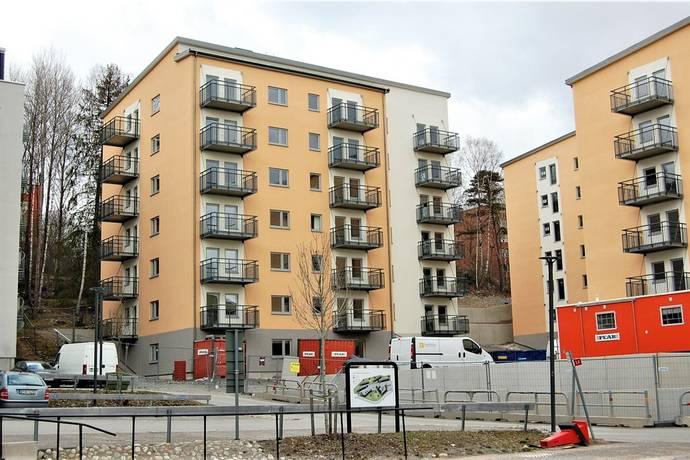 Bild: 1 rum bostadsrätt på Småbrukets backe 12, 5tr, Huddinge kommun Visättra ängar