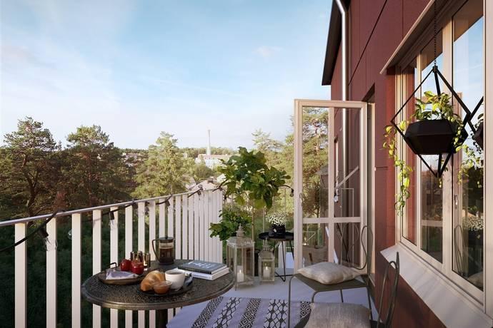 Bild: 3 rum bostadsrätt på Tussmötevägen 134 B (21-1301), Stockholms kommun Stureby