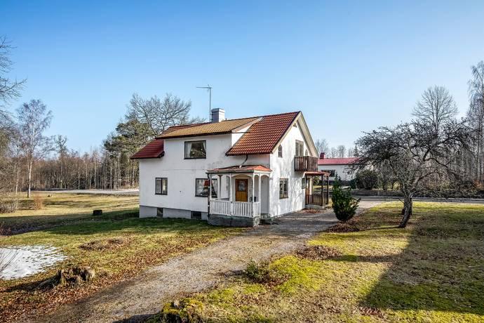 Bild: 6 rum villa på Ponténs väg  8, Vetlanda kommun Korsberga