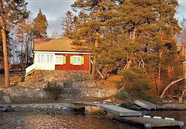 Bild: 5 rum villa på Norra Vägen 15, Lidingö kommun Storholmen