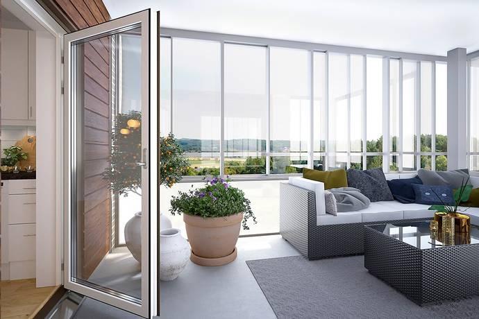 Bild: 2 rum bostadsrätt på Arboretumgatan 9, Varbergs kommun Prästakullen
