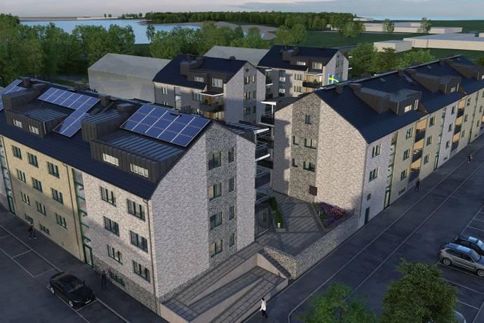 Bild från Liljeholmen, Jönköping - Livskvalitet på Liljeholmen i HSBs senaste projekt Brf Fågeln - nu med uppdaterad prislista!