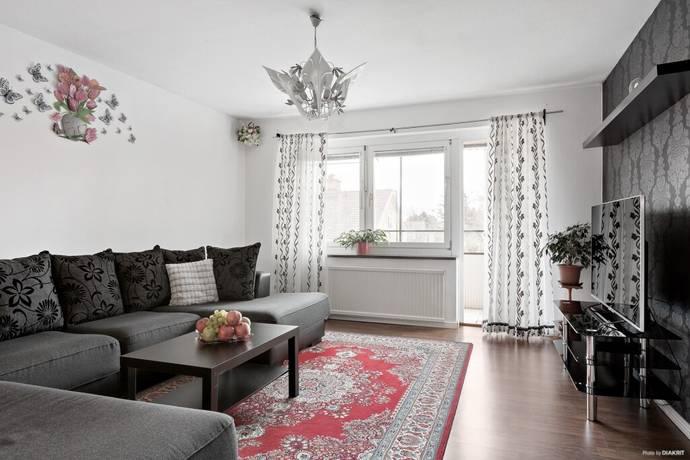 Bild: 2 rum bostadsrätt på Fleminggatan 31 B, Gävle kommun Söder/Södertull