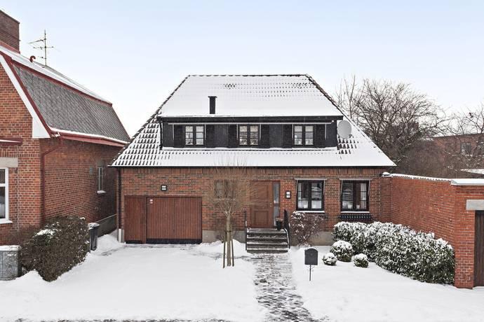 Bild: 5 rum villa på Wemmenhögsgatan 15, Trelleborgs kommun TRELLEBORG