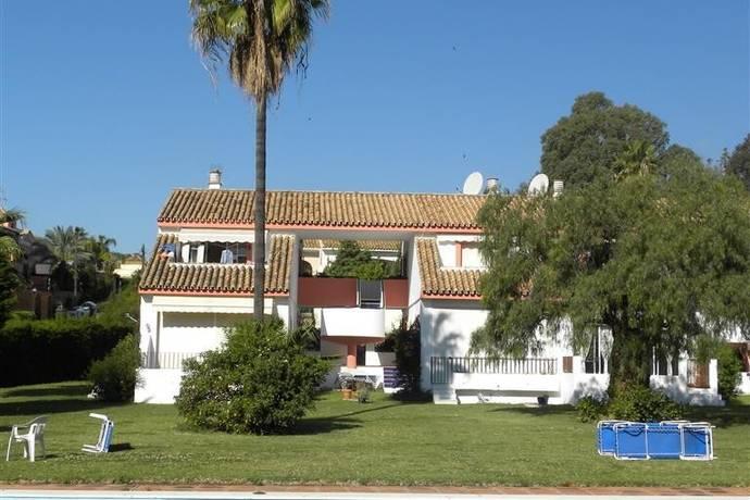 Bild: 2 rum bostadsrätt på Fin 1 sovrumslägenhet med mysig terass, Spanien Marbella - Atalaya
