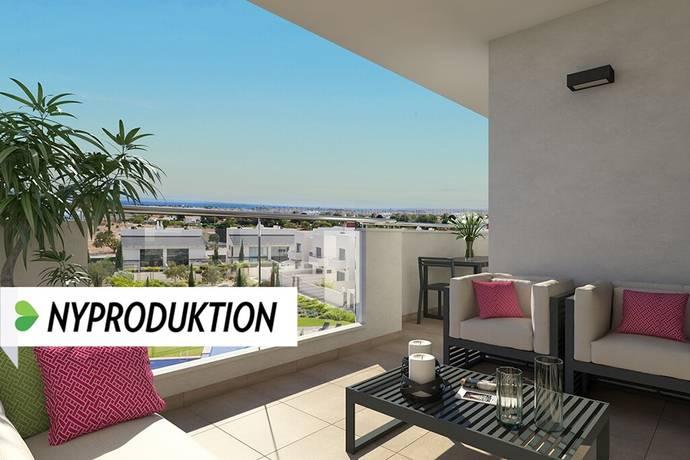Bild: 3 rum bostadsrätt på Fina lägenheter med lummigt poolområde, Spanien Torrevieja Söder - Villamartin