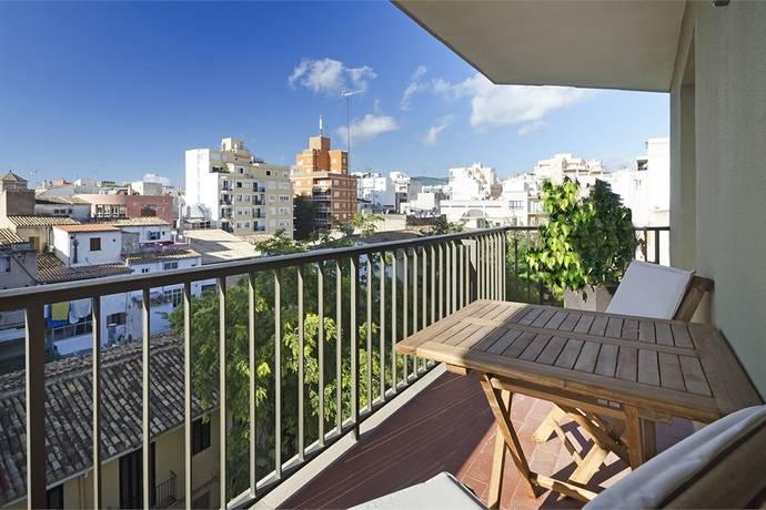 Bild: 4 rum bostadsrätt på Exklusiv lägenhet i Santa Catalina, Spanien Palma   Mallorca