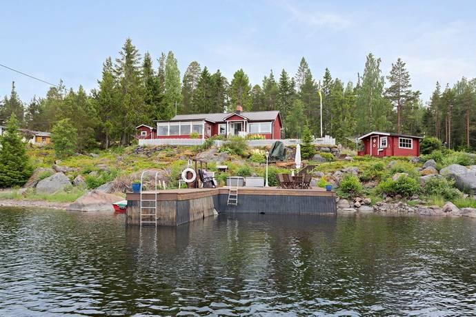 Bild: 3 rum fritidshus på Furuskär 521, Söderhamns kommun