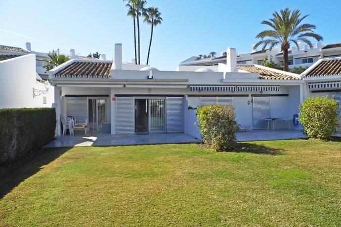 Bild: 3 rum radhus på Mysig bungalow i populära Los Dragos, Spanien Nueva Andalucia